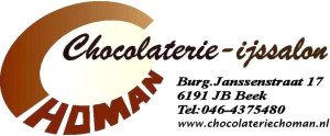 chocolaterie ijssalon logo